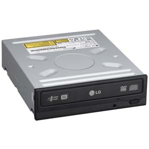 LG GH22LP 22x DVD-/+, DVD-RAM,*LightScribe* KIT