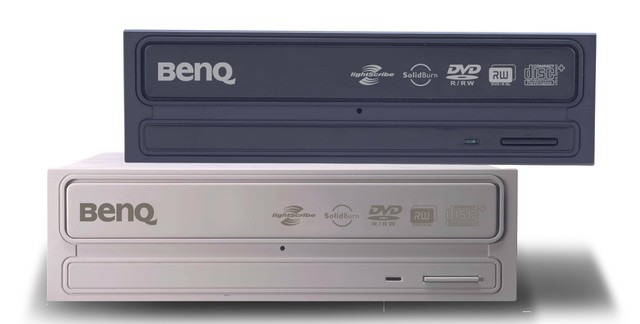 BenQ DVD±R/RW DW1655, bulk - Light Scribe